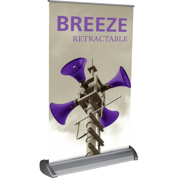Breeze 2 Retractable Banner Stand