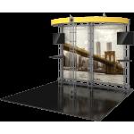 Clio Orbital Express Truss 10ft Modular Exhibit