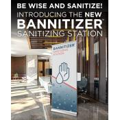 Sanitizing Stations & Displays
