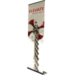 Elevate Retractable Banner Stand