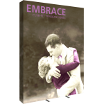 Embrace 7.5ft Extra Tall Push-Fit Tension Fabric Display
