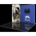 Formulate Designer Series 10ft Fabric Backwall Kit 01