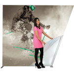 Formulate Designer Series 10ft Fabric Backwall Kit 08