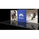Formulate Designer Series 20ft Fabric Backwall Kit 01