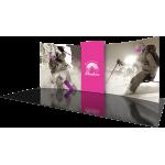 Formulate Designer Series 20ft Fabric Backwall Kit 02