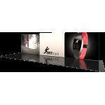 Formulate Designer Series 30ft Fabric Backwall Kit 05