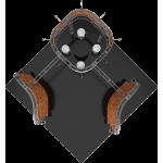 Janus Orbital Express Truss 20x20 Modular Island Exhibit
