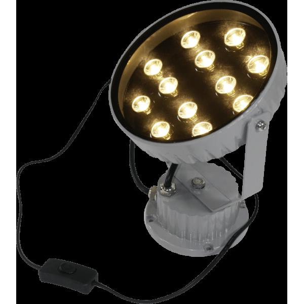 LED Color Blast Accent Light - Warm White