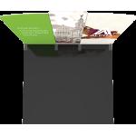 Modulate Series 2 10ft Fabric Backwall Kit 03