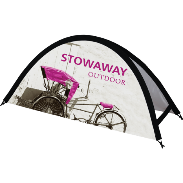 Stowaway 2 - Large Outdoor Sign