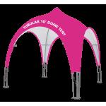 Tubular 10 Dome Tent