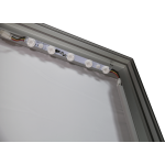 Vector Frame Light Box Rectangle 03 Fabric Banner Display
