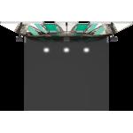 Vector Frame Master 10ft Modular Backwall Kit 13