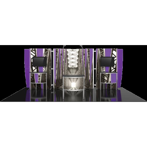 Vector Frame Master 20ft Modular Backwall Kit 22