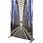 Vector Frame Rectangle 03 Fabric Banner Display