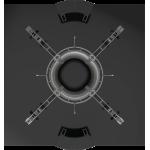 Vesta Orbital Express Truss 20x20 Modular Island Exhibit