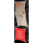 Xclaim 2.5ft Fabric Popup Display Kit 02