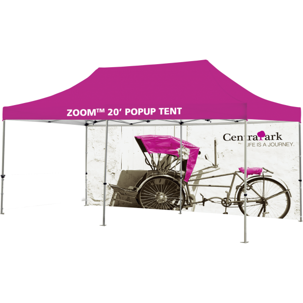 Zoom 20 Popup Tent Full Wall Only