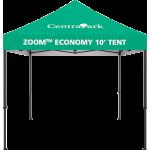 Zoom Economy 10' Popup Tent